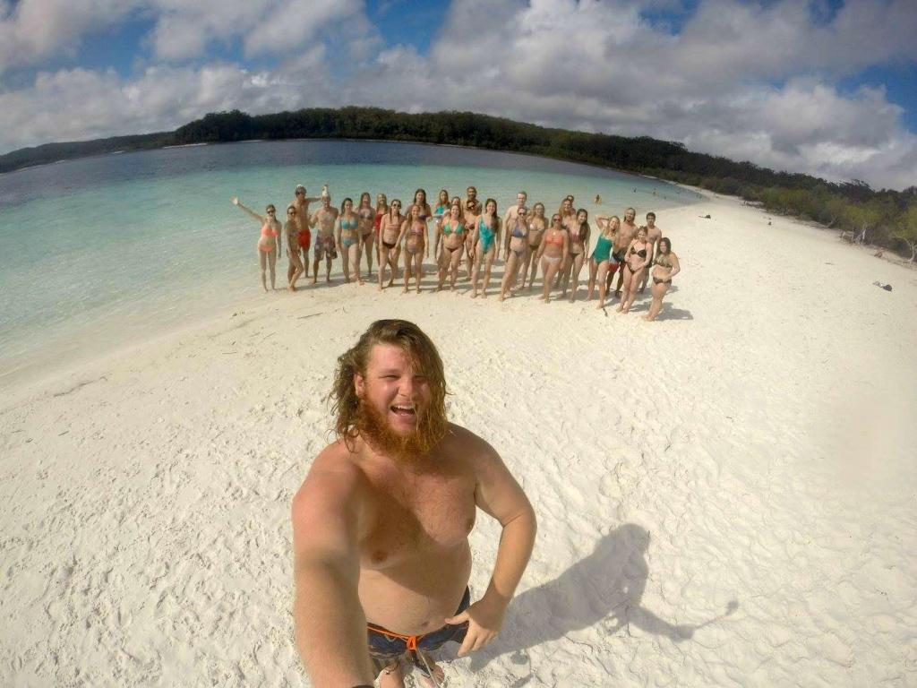 7. Fraser Island (501) bewerkt