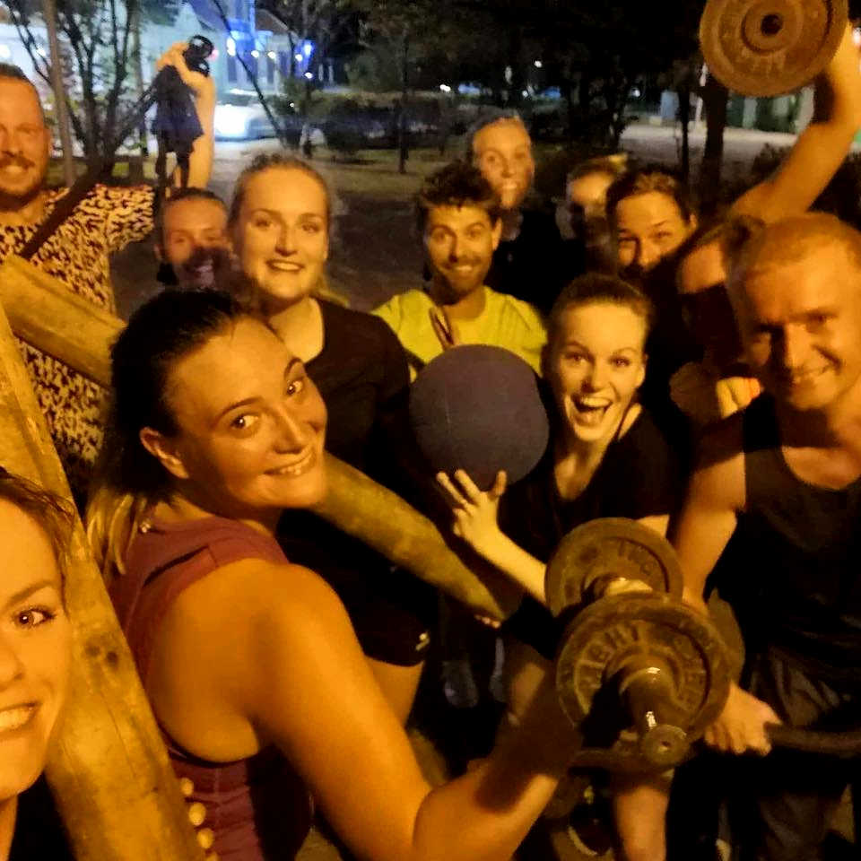 Bootcamp Curacao sport