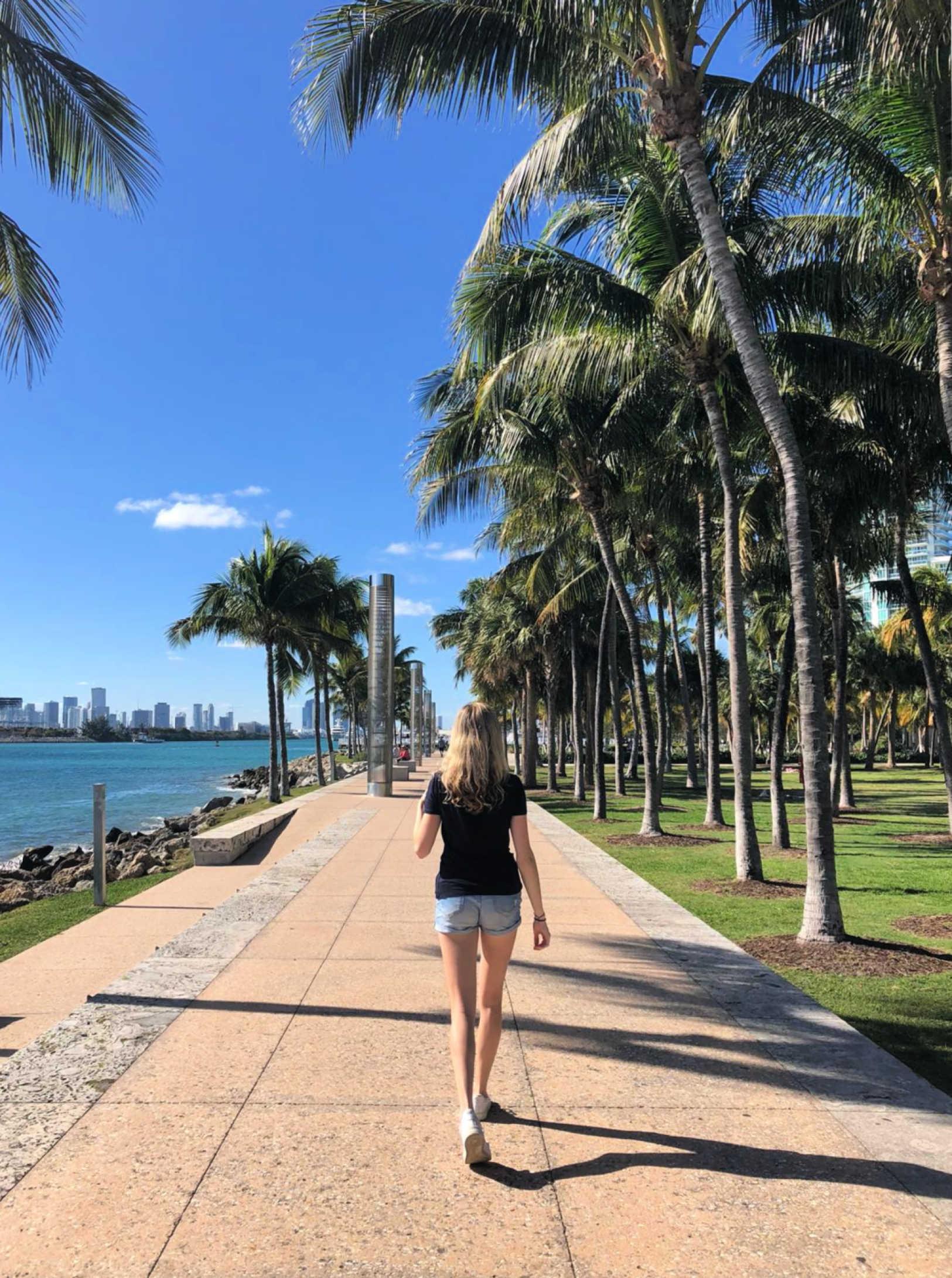 Miami South Pointe Park