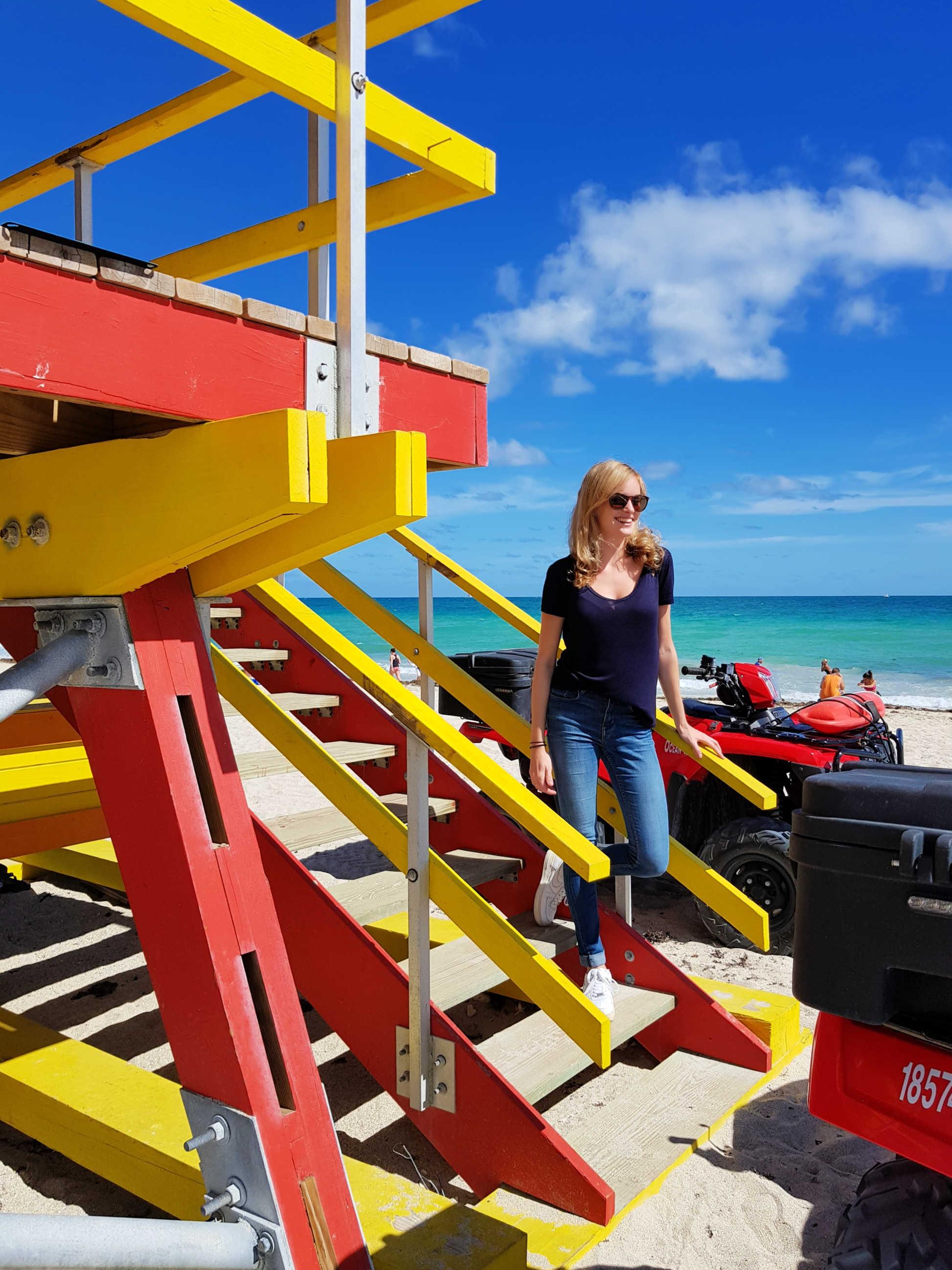 strandhuisjes Miami South Beach