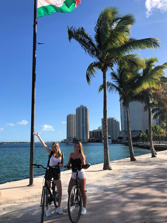 Bayfront Park Miami reisblog