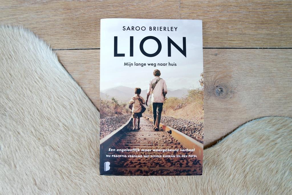 Boekenblog Lion