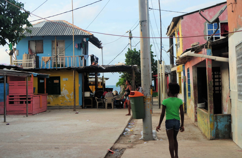 Reisblog Colombia Cartagena Casa en el Agua
