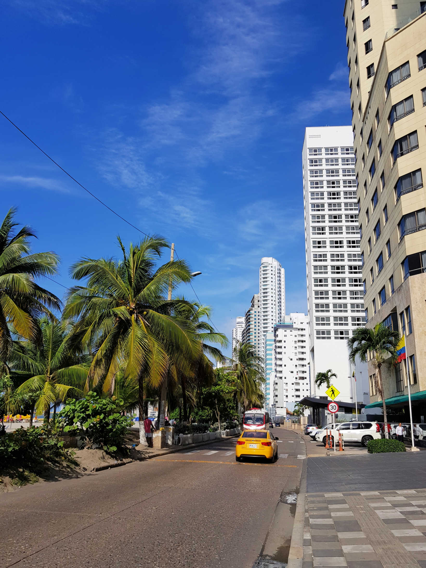 Reisblog Colombia Cartagena