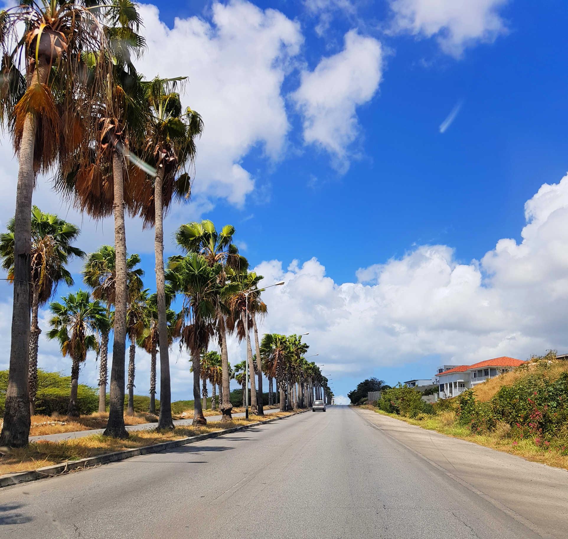 Huurauto Curacao