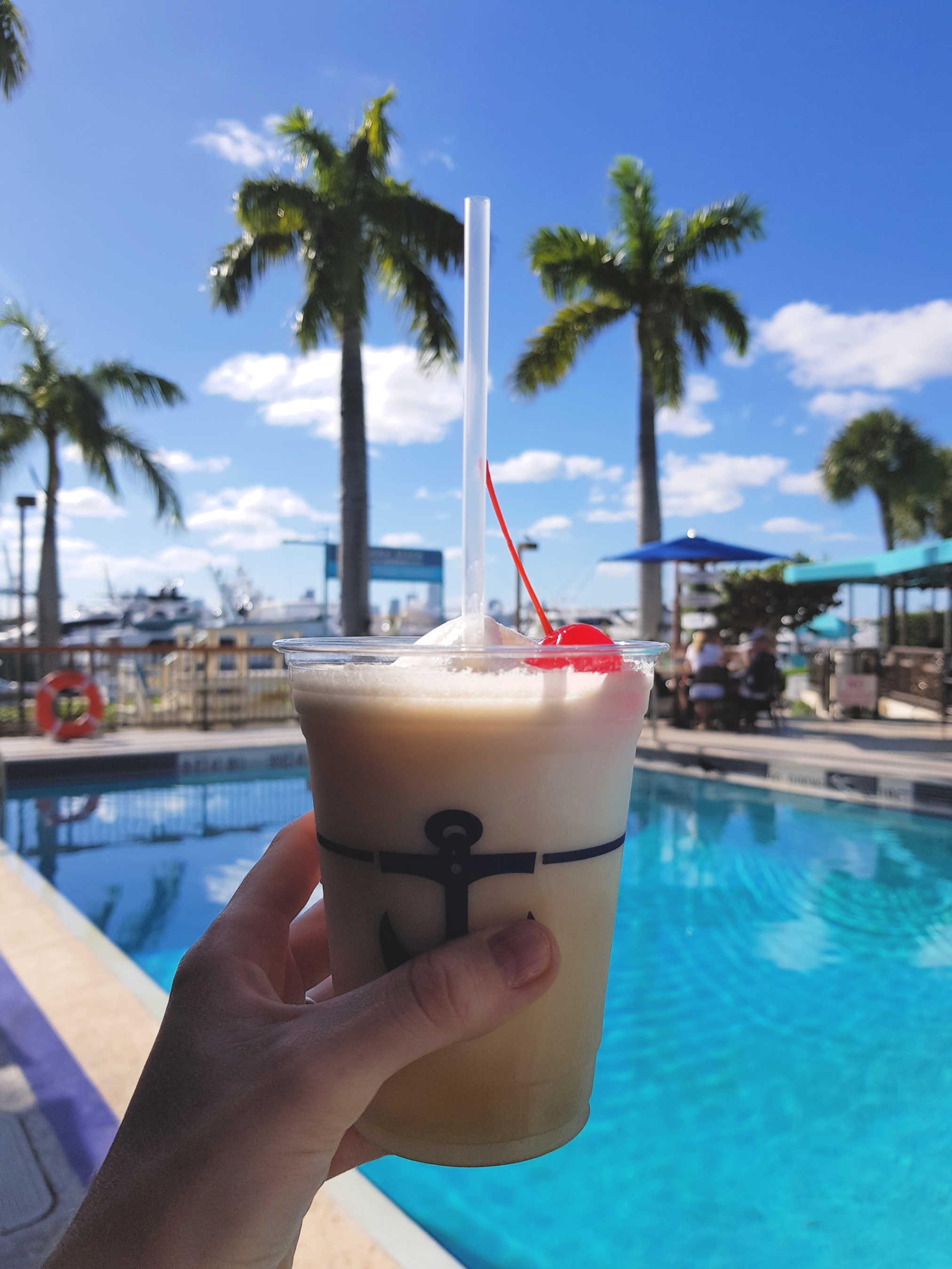 Monty's Miami reisblog