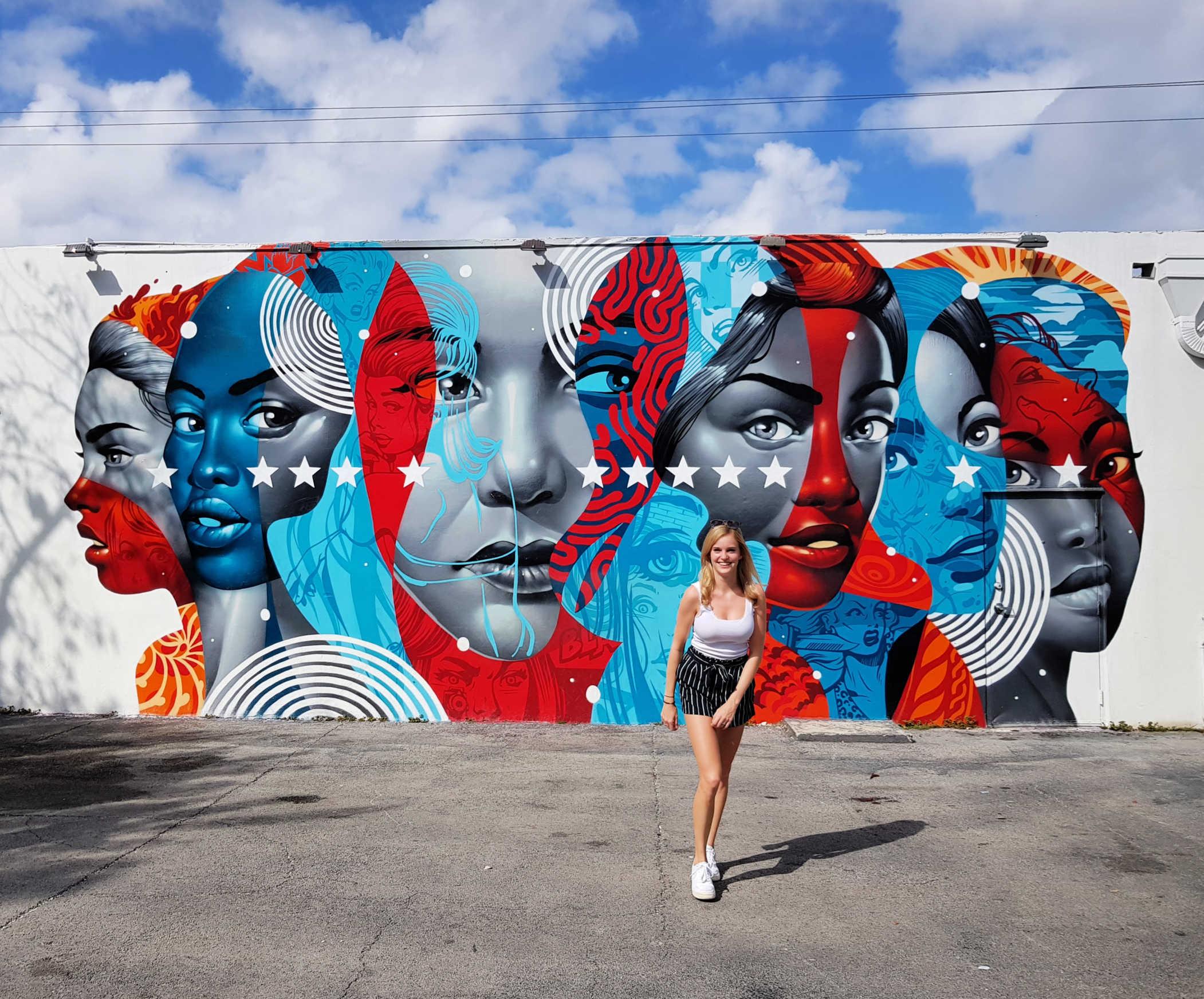 Wynwood Walls Miami reisblog