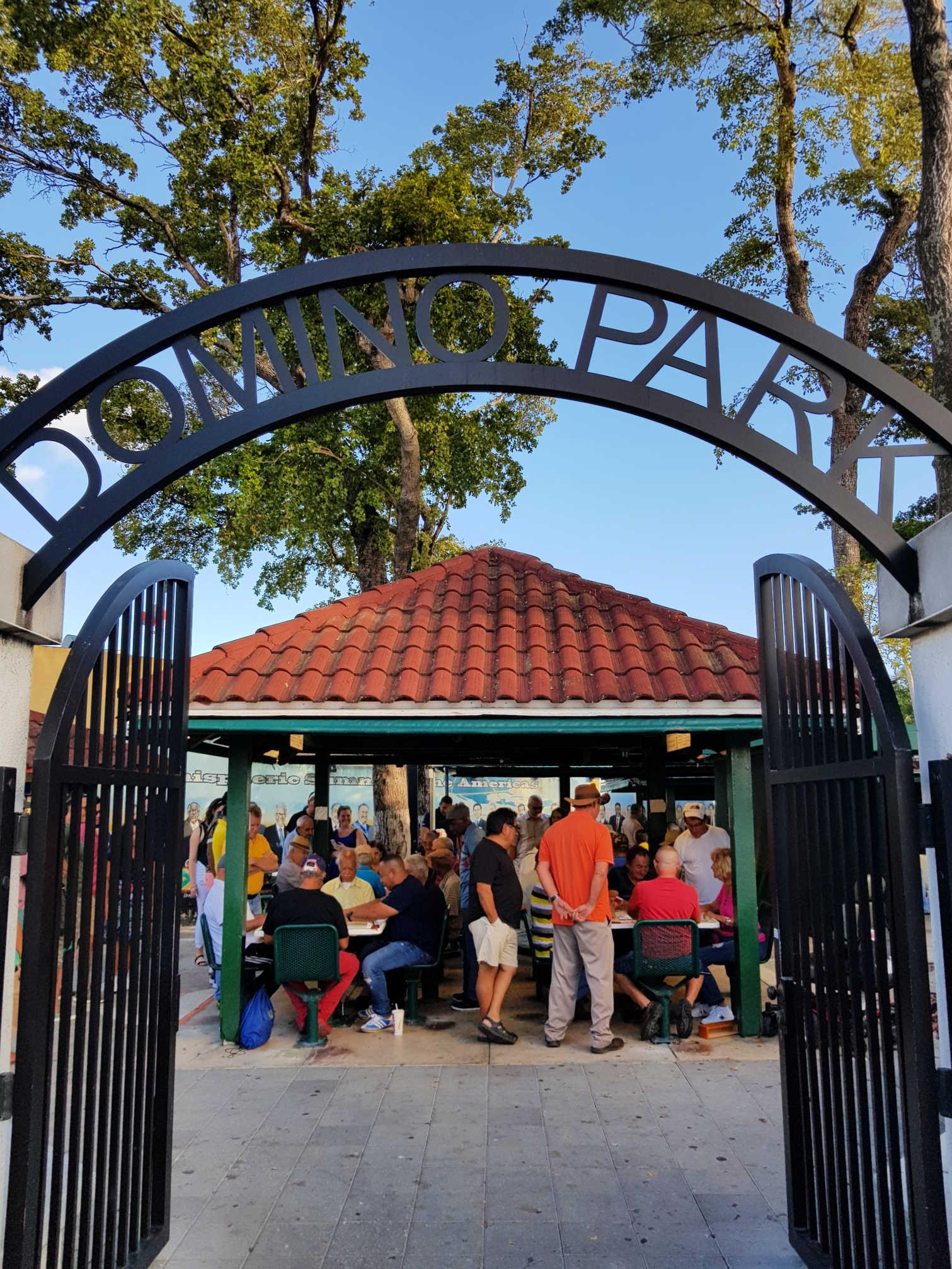 Little Havana Domino Park
