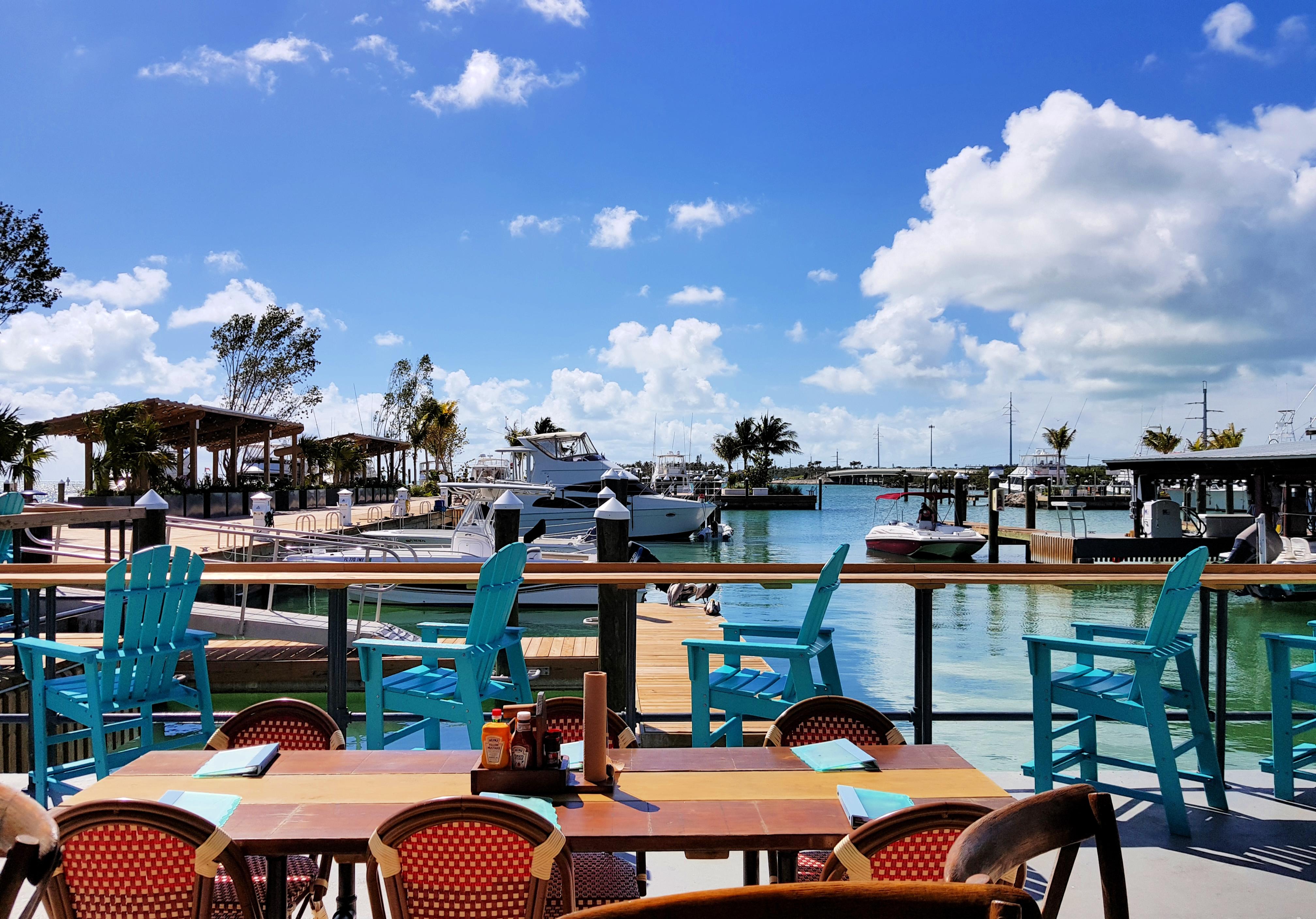 Florida Keys Tiki Bar