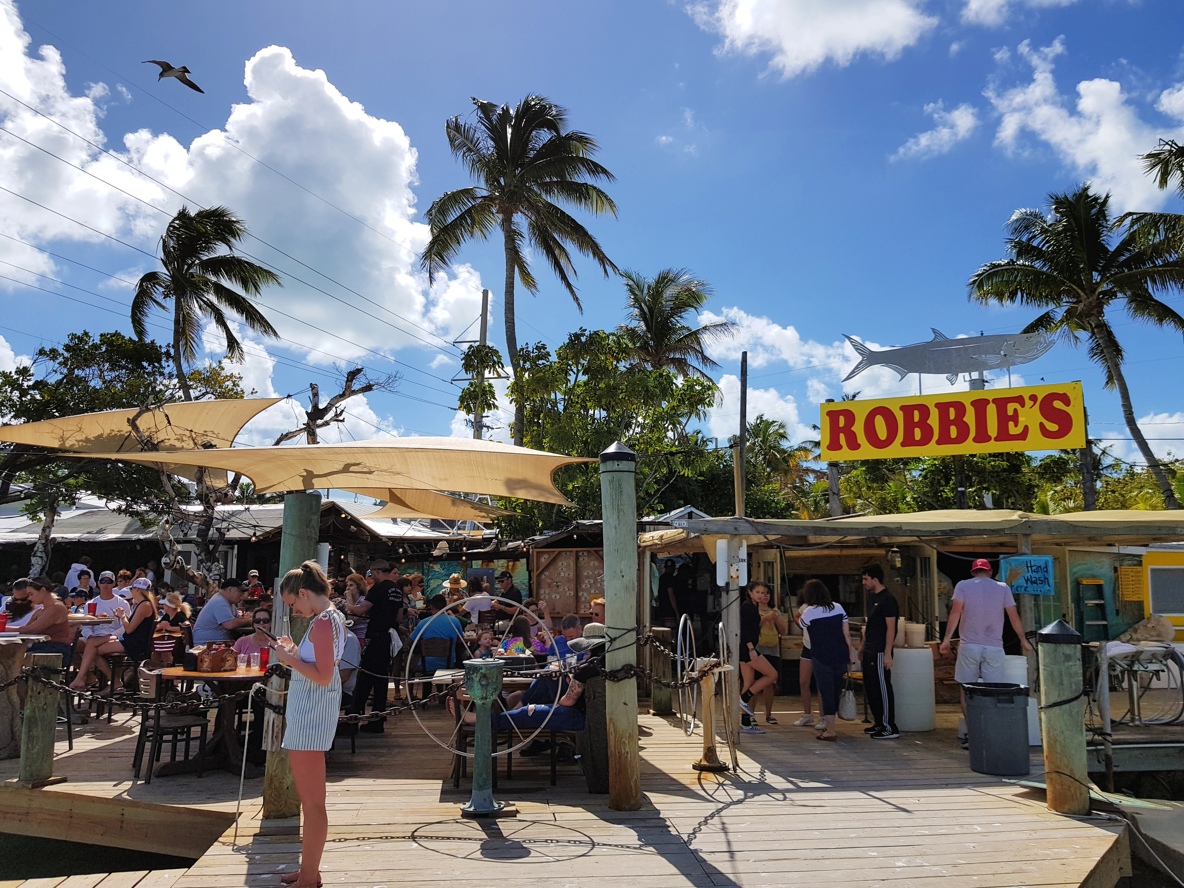 Florida Keys Robbie's reisblog