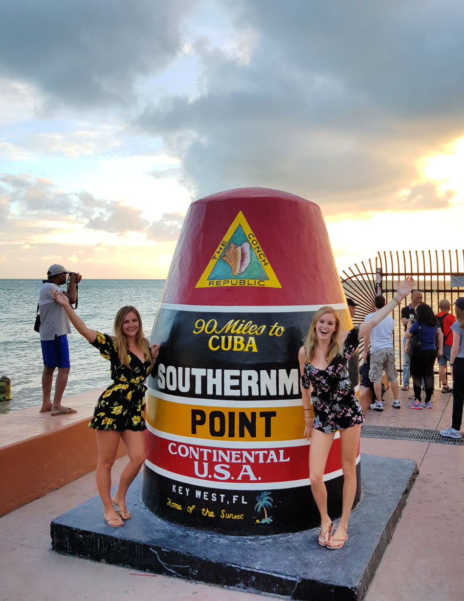 southernmost point key west roadtrip reisblog