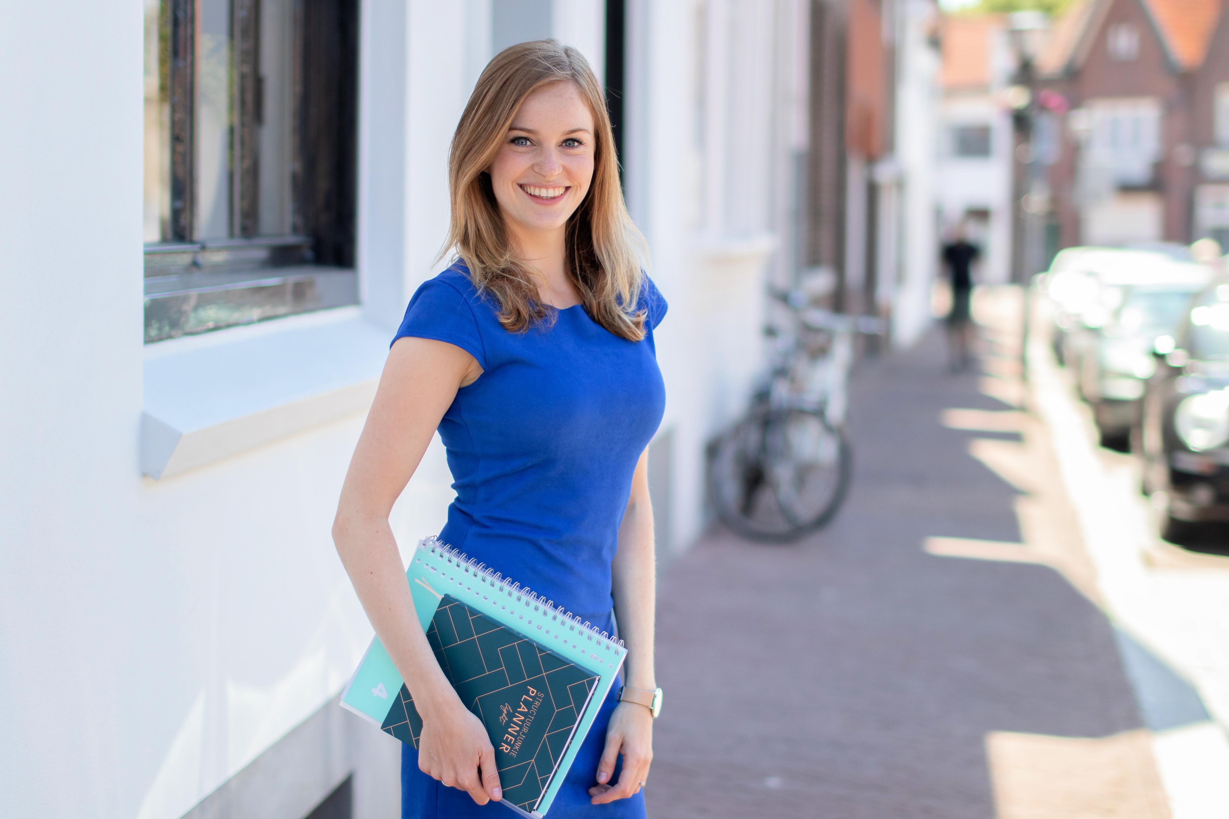 Elodie Kint structuurjunkie journalist