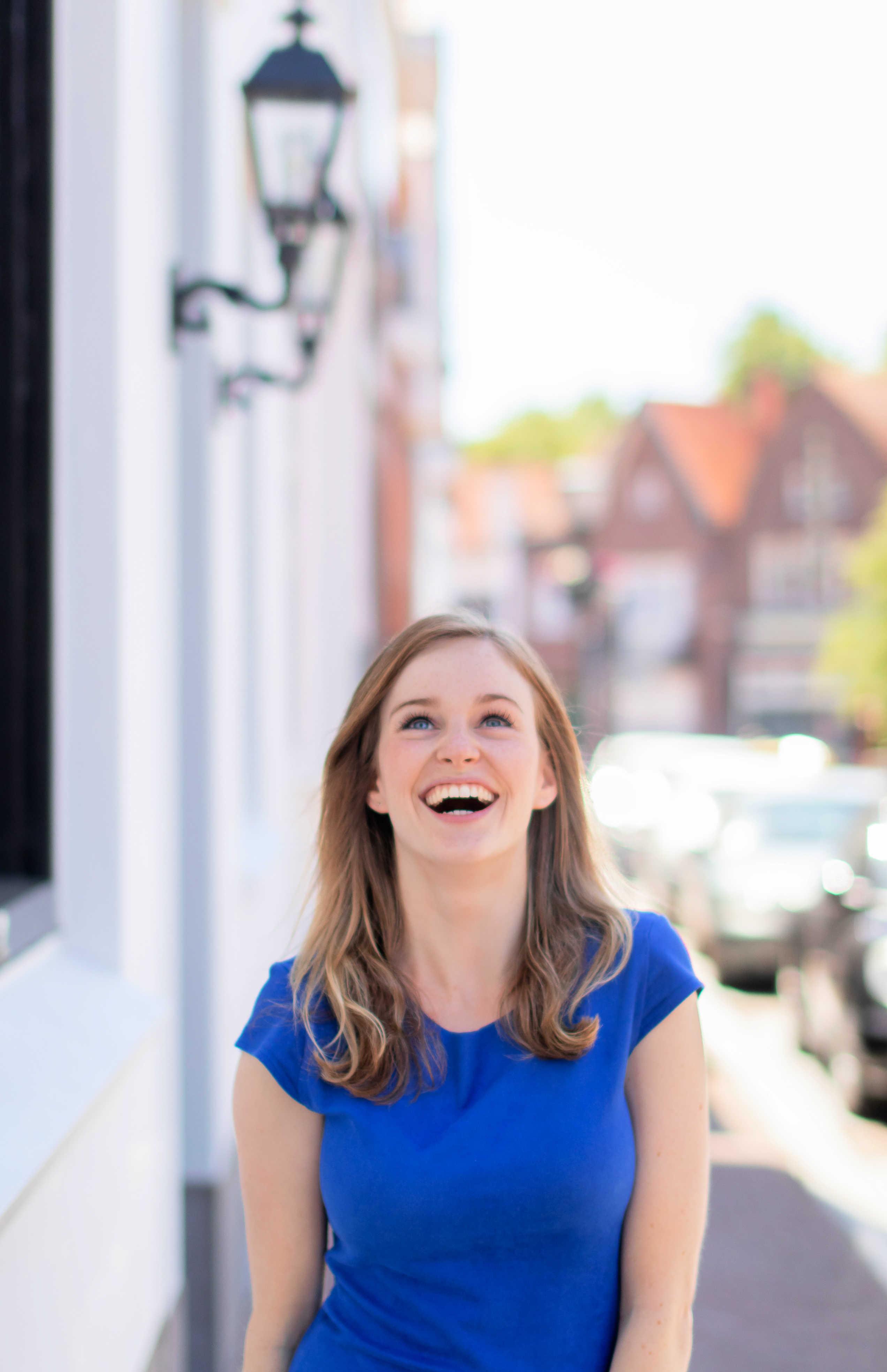 Elodie Kint ondernemer freelance journalist